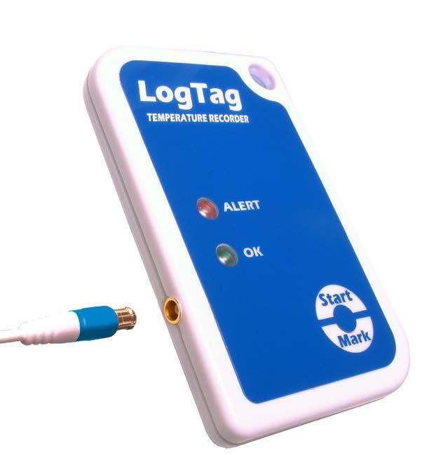 Logtag® TREX-8 Logtag TREX-8 LOGTAG DATA LOGGER RECORDER enregistreur de température pour le transport et la chaine du froid recorders