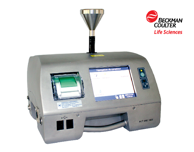 CMI Met One Beckman Coulter Compteur de particules particle counter
