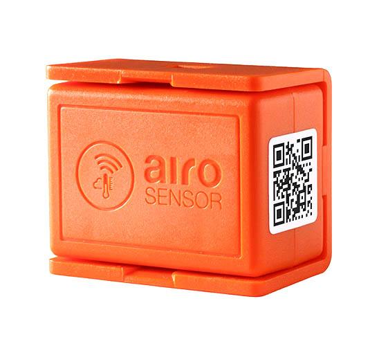 AiroSensor T SenseAnywhere - Data logger