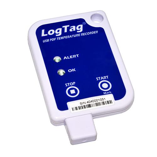 Logtag® UTRIX-16 data logger logtag recorders temperature logger enregistrement de la temperature enregistreur de temperature chaîne du froid transport et stockage