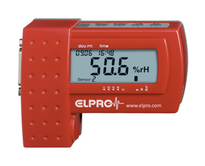 Elpro Ecolog enregistreur de données data logger