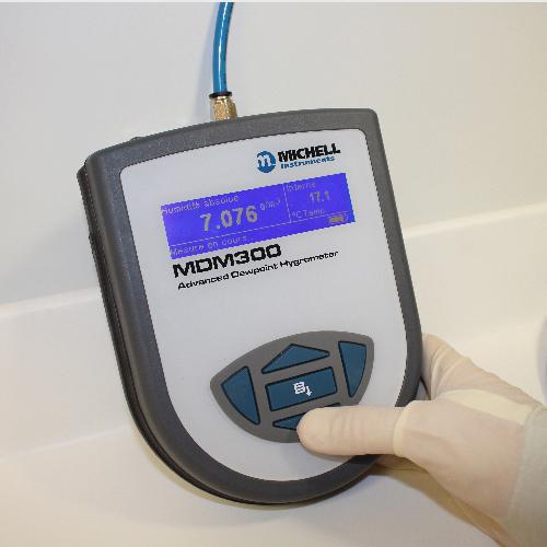 MDM 300 Michelle instrument calibrateur d'hygrométrie