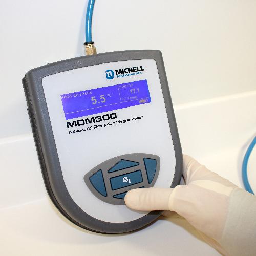 Michell Instrument MDM300 hygromètre