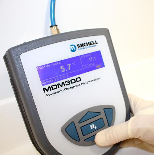 MDM300 michell instrument hygromètre