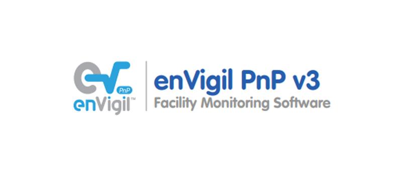 Logo Pharmagraph enVigil PnP v3 Facility Monitoring Software
