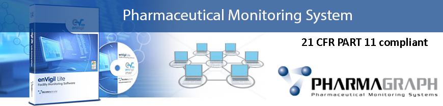 Pharmagraph monitoring