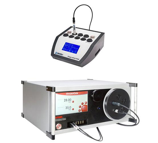 Hygrometer generator