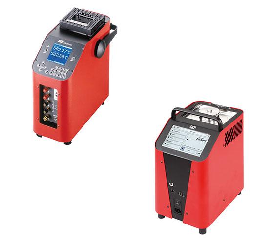 calibrateur de température Sika