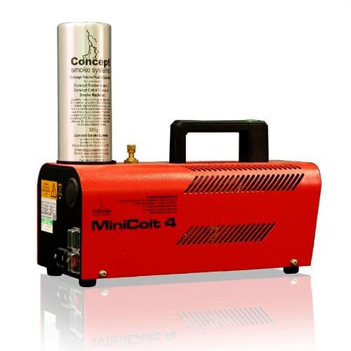 Concept smoke smoke generator Minicolt 4