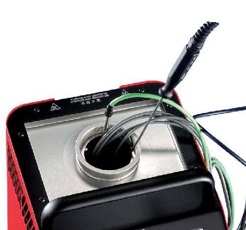 Sika temperature calibrator Bain d'étalonnage SIKA pour l'étalonnage des sondes de température