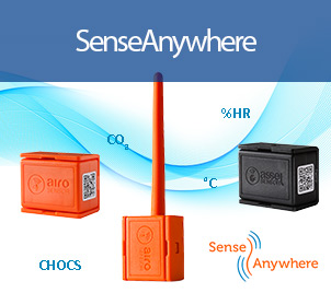SenseAnywhere système de surveillance