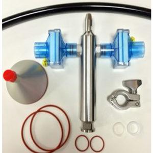 Kit d'air et gaz comprimé EMTEK