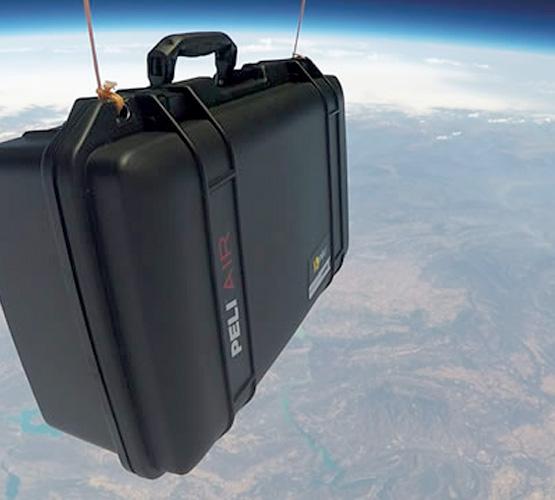 PELI Air CASE Valise de protection ultra légères et résistantes