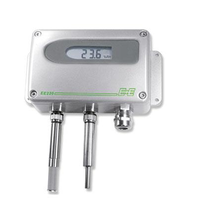 transmetteur température et humidité E+E