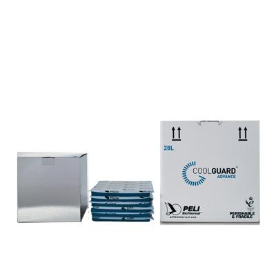 Valise de protection thermique peli