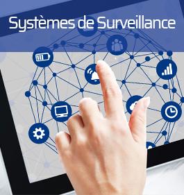 Système de surveillance et monitoring