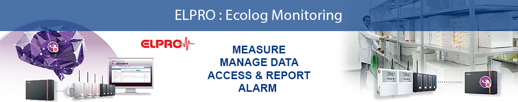 ElropLog Monitor Elpro Solution
