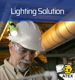 Atex Peli light