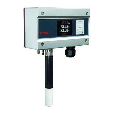 Rotronic transmetteur de données