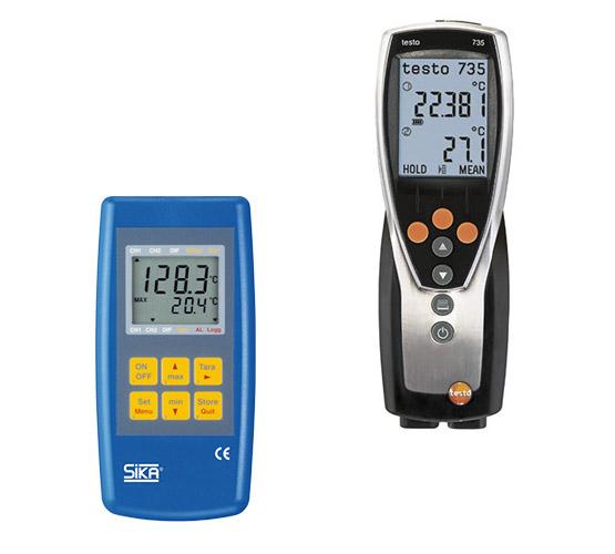 Thermomètre étalons