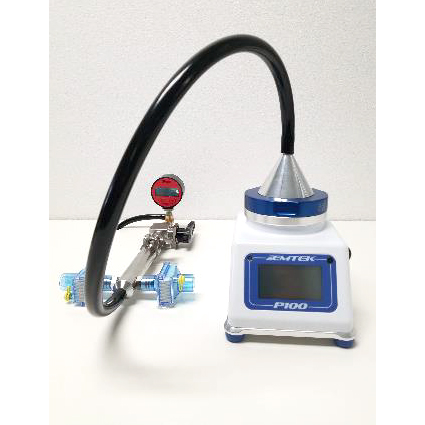 Système air comprimé pour biocollecteur Emtek P100