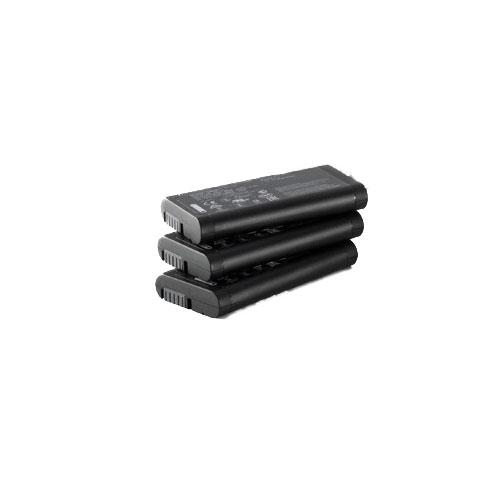 Batterie pour compteur de particules