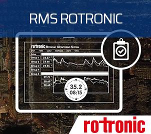 Système de monitoring rotronic