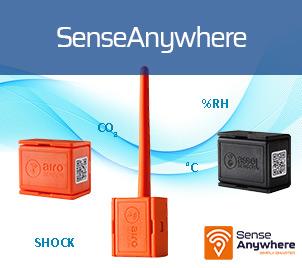 SenseAnywhere monitoring système de surveillance